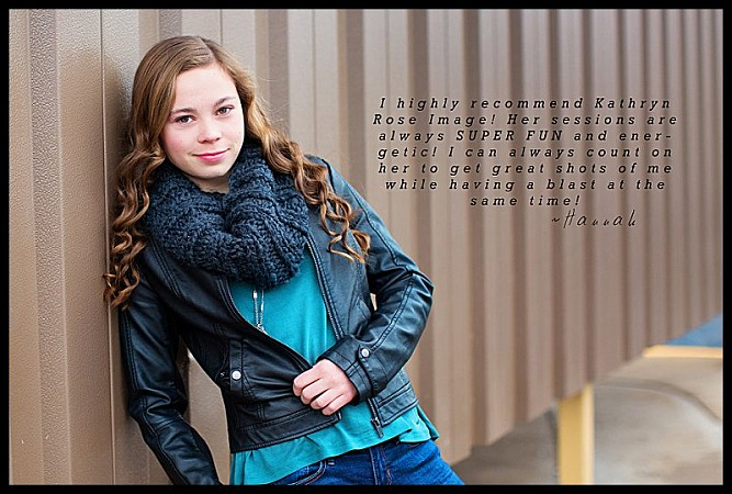 Eau Claire Senior Photos